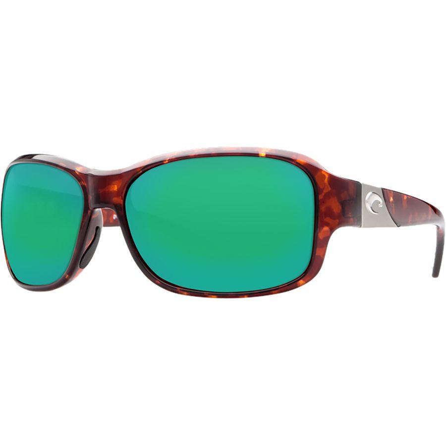 Costa inlet polarized 580g sunglasses women 39 s for Costa fishing glasses