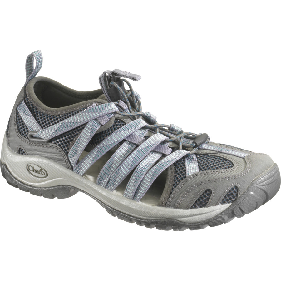 Chaco outcross pro lace water shoe women 39 s for Womens fishing shoes