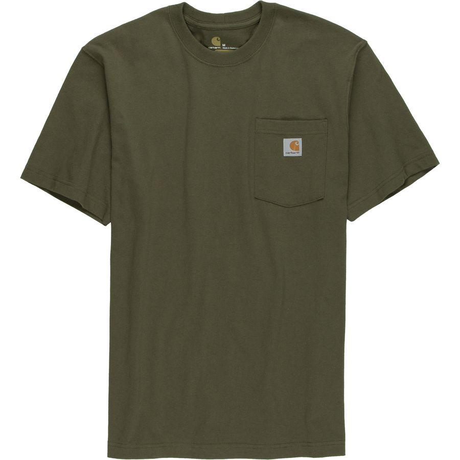 Carhartt Workwear Pocket T-Shirt - Short-Sleeve - Mens