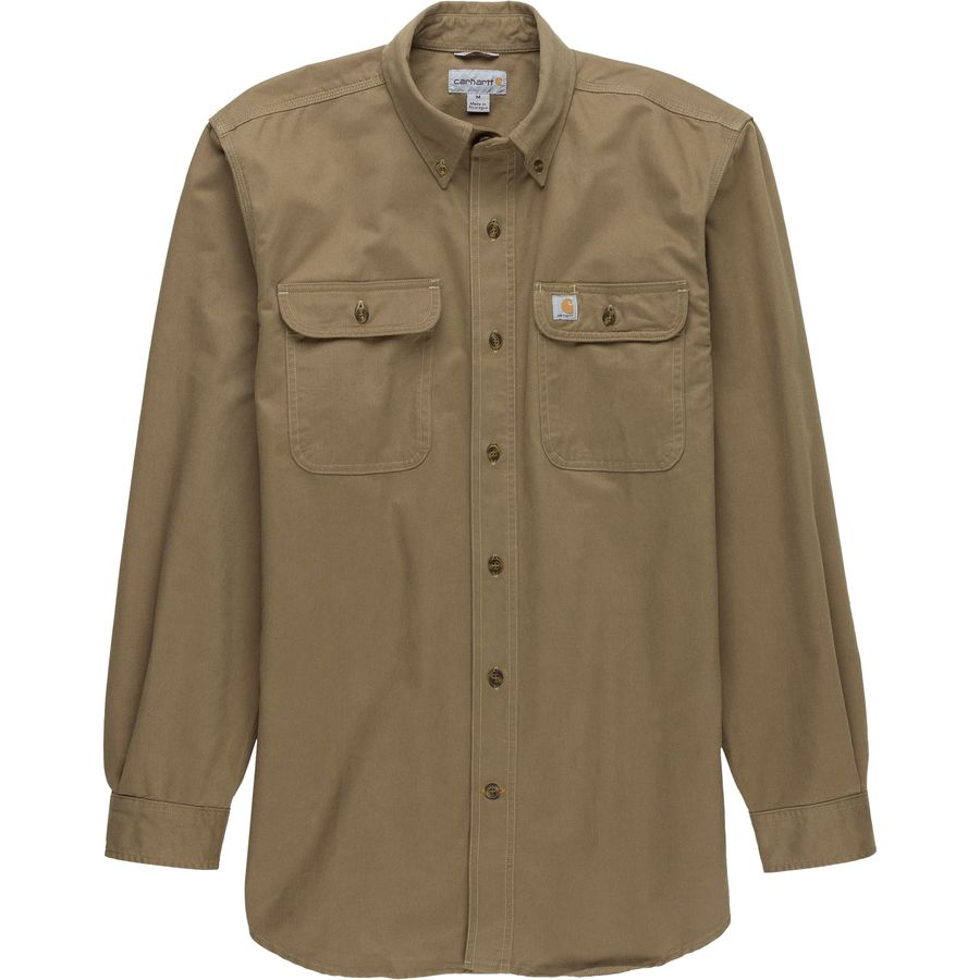 Carhartt Oakman Work Shirt Men S Backcountry Com