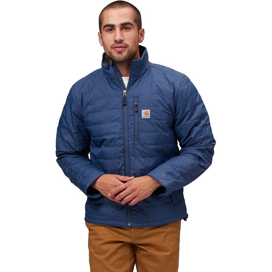 Carhartt Light Work Jacket: Carhartt Gilliam Insulated Jacket - Men's