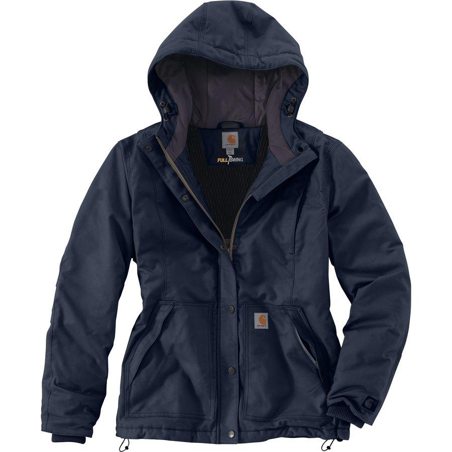 Womens carhartt coat