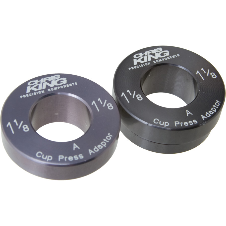 Chris King Headset Cup Press Adapter