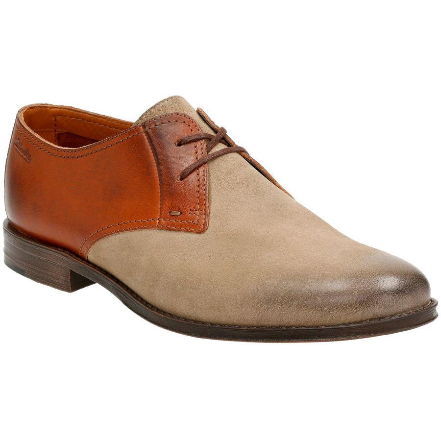 Clarks Hawkley Walk Shoe - Mens