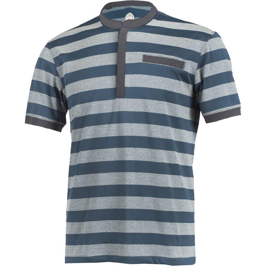 Club Ride Apparel Buxton Jersey - Short Sleeve - Mens