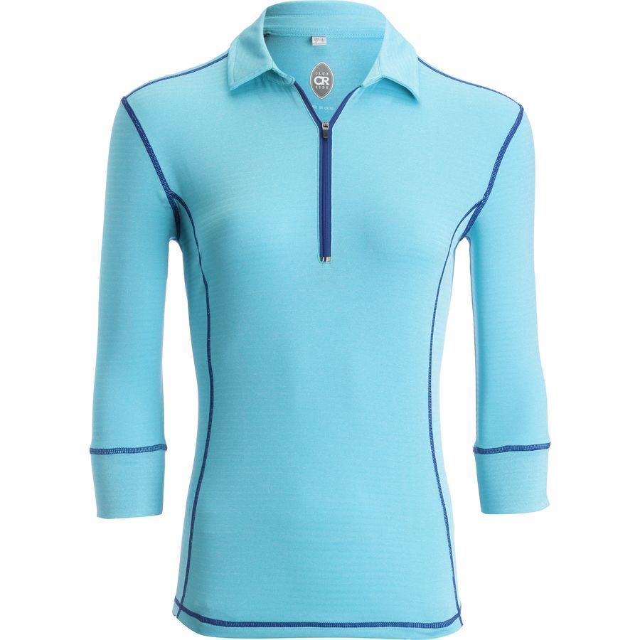 Club Ride Apparel Hermosa Jersey - 3/4-Sleeve - Womens