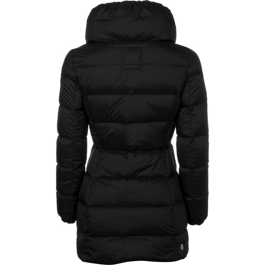 colmar nylon down jacket women 39 s. Black Bedroom Furniture Sets. Home Design Ideas