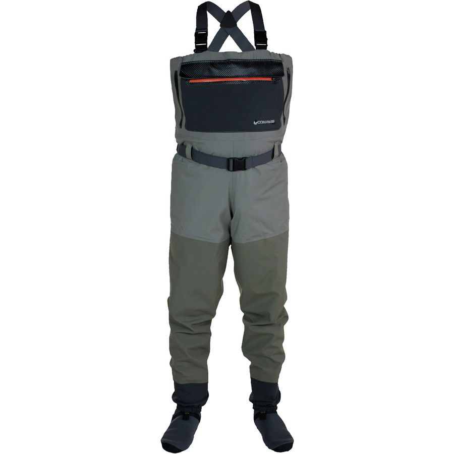 Compass 360 tailwater b a p breathable wader for Surf fishing waders