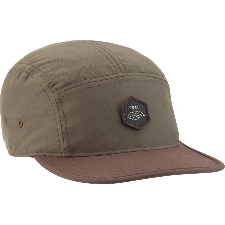 coal elwah 5 panel hat 5 panel hats backcountry