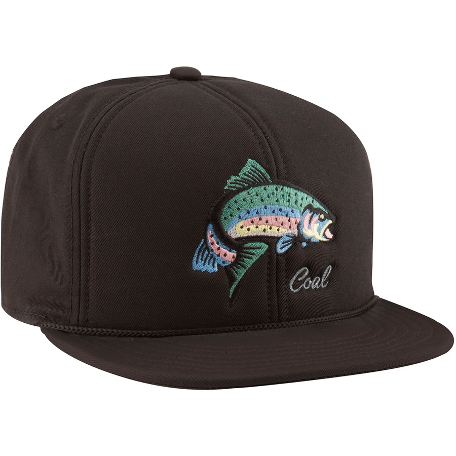 Coal wilderness sp snapback hat up to 70 off steep for Fishing snapback hats