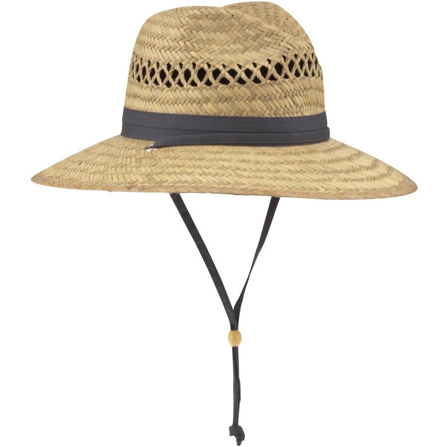 Columbia wrangle mountain fishing hat for Fishing straw hat
