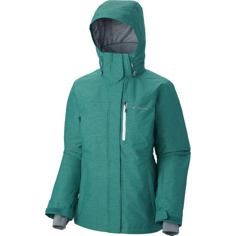 Columbia Alpine Action Hooded Jacket Women S