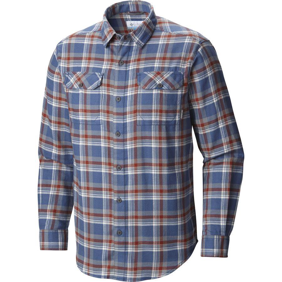 Mens Columbia Long Sleeve Shirts