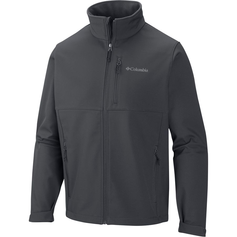 Columbia Ascender Softshell Jacket Men S Backcountry Com