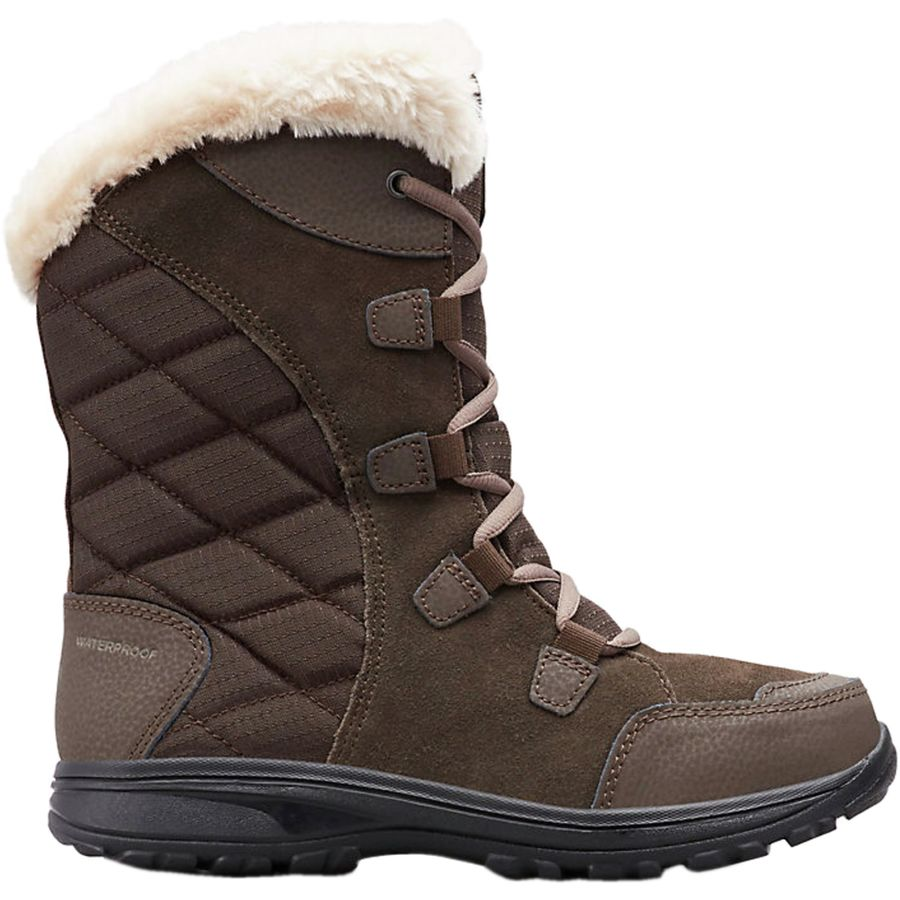 Columbia Ice Maiden Ii Lace Boot Women S Backcountry Com