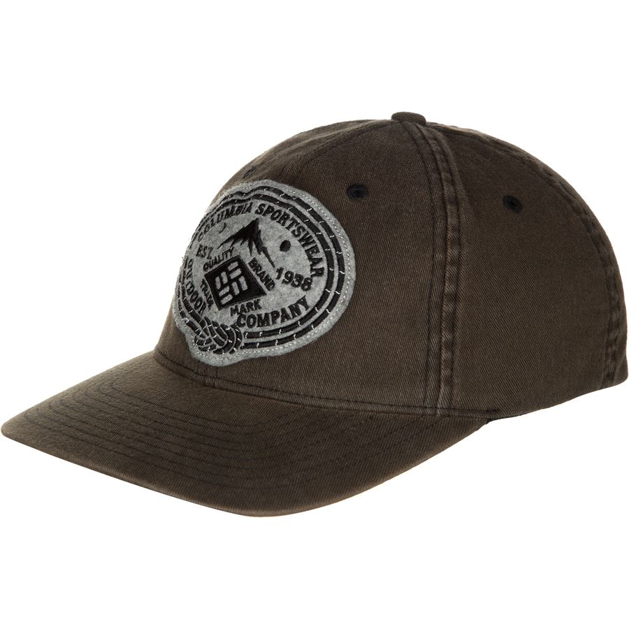 columbia washed flexfit baseball cap backcountry