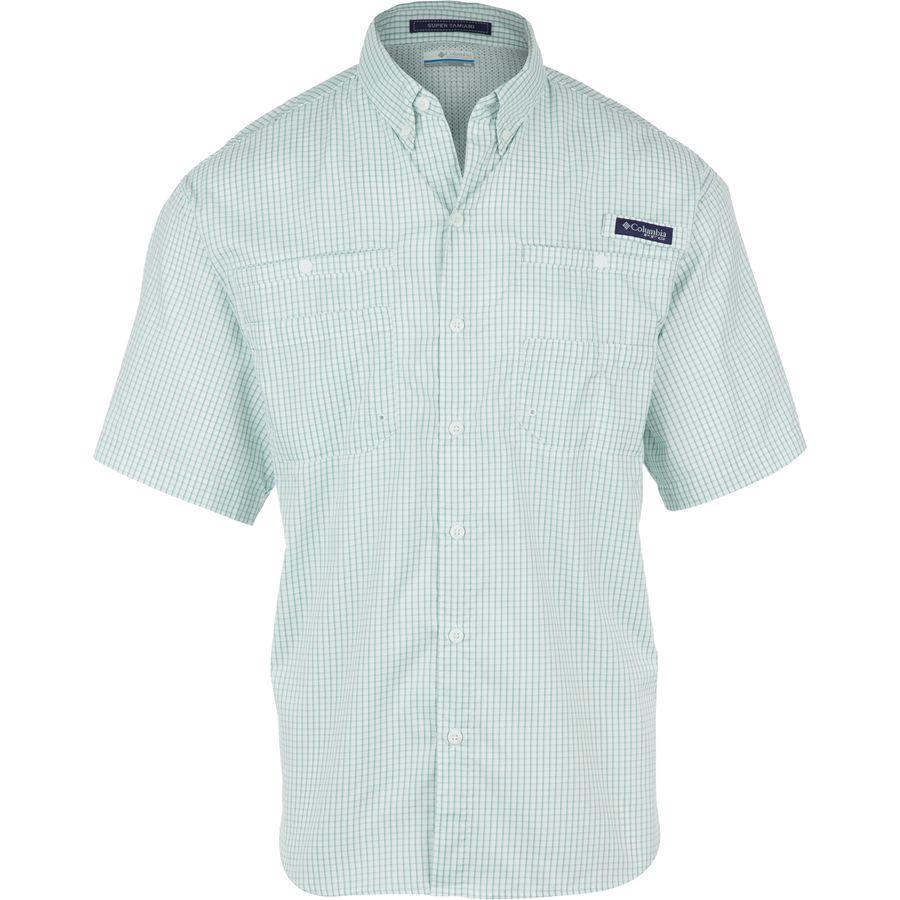 Columbia Super Tamiami Shirt Short Sleeve Men 39 S