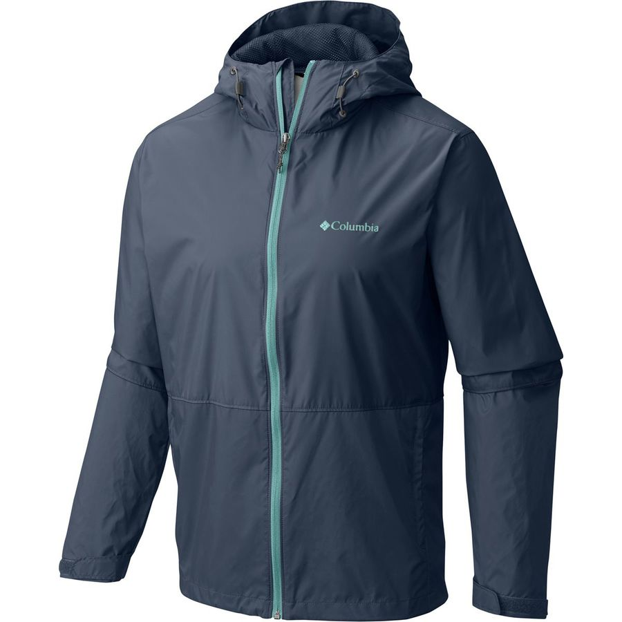 mens mountain bike rain jacket