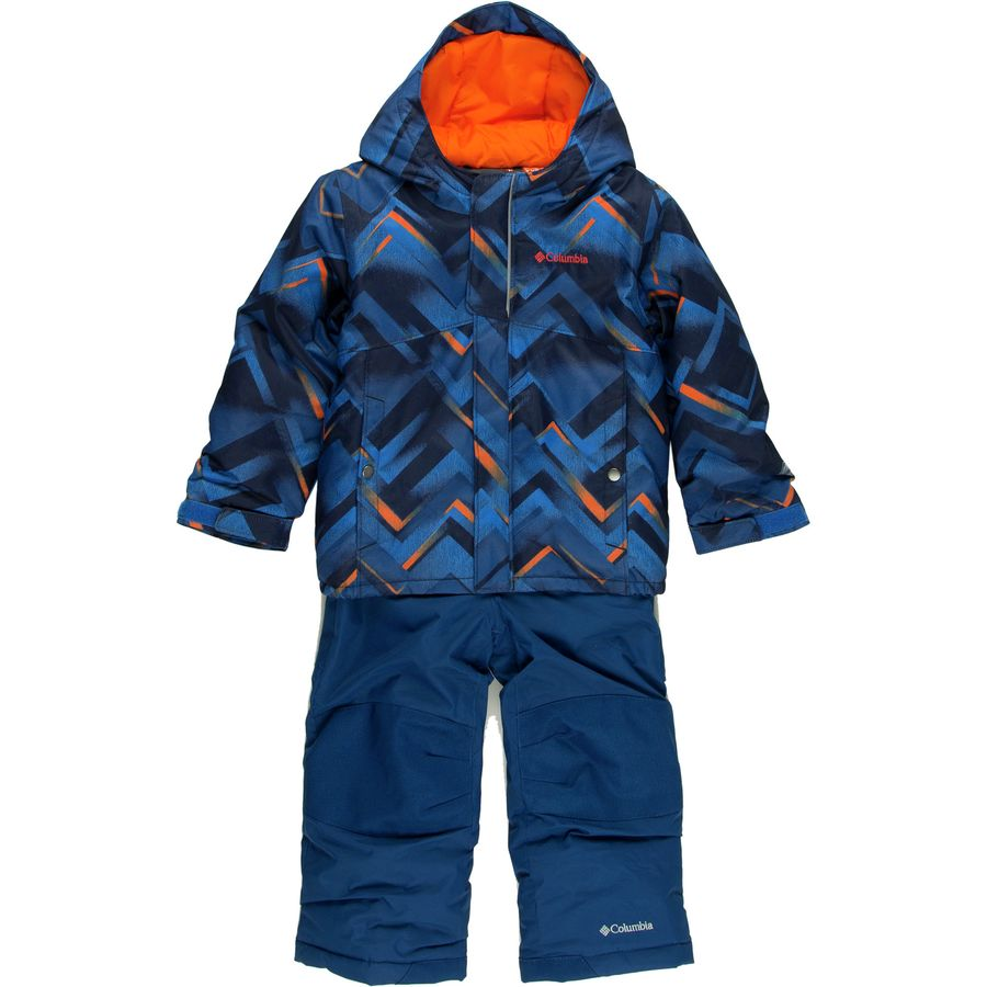 Columbia buga set toddler boys 39 for Baby fishing shirts columbia