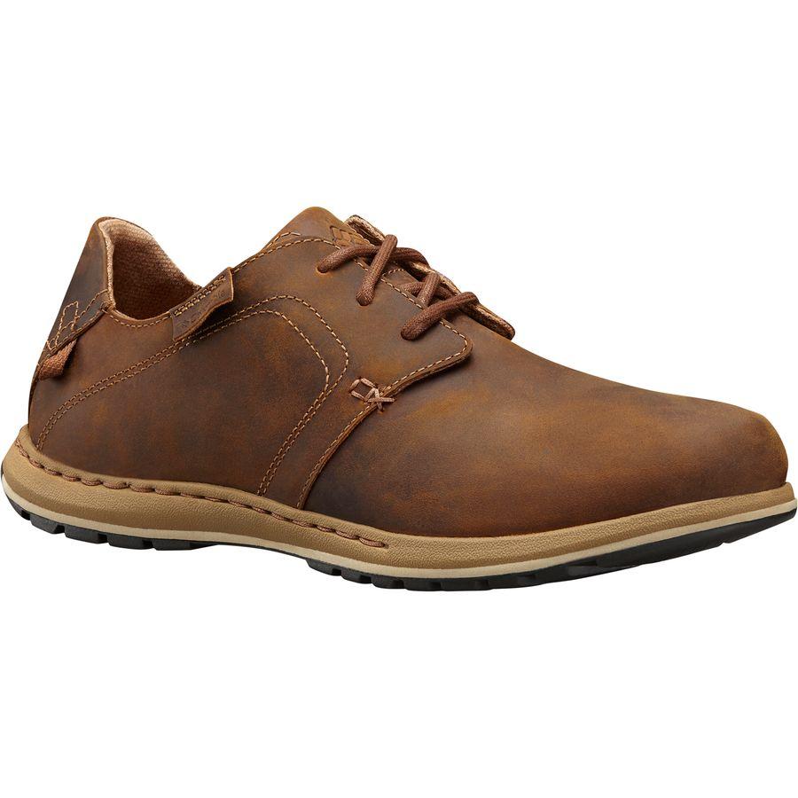 Columbia Davenport Nubuck Leather Shoe - Mens
