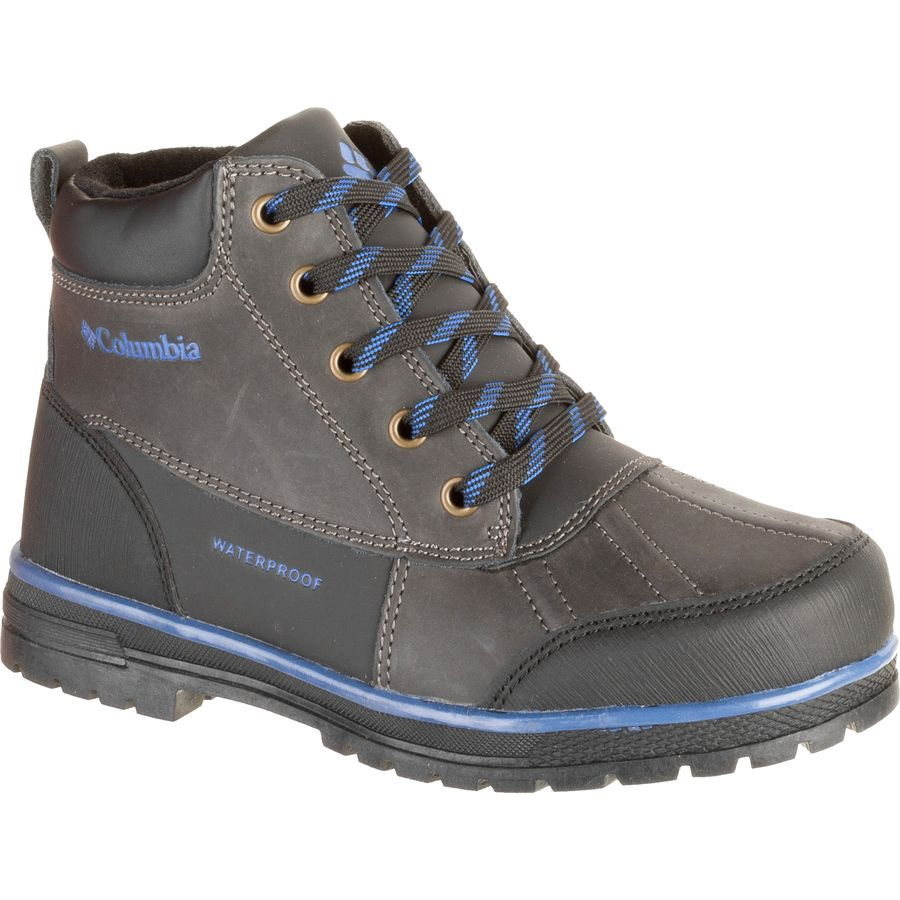 Columbia Wrangle Peak Waterproof Boot - Kids