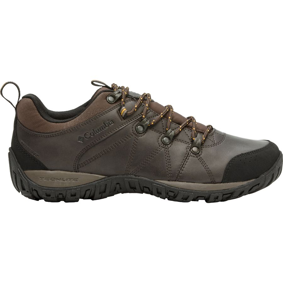 Columbia Men S Peakfreak Venture Waterproof Hiking Shoe