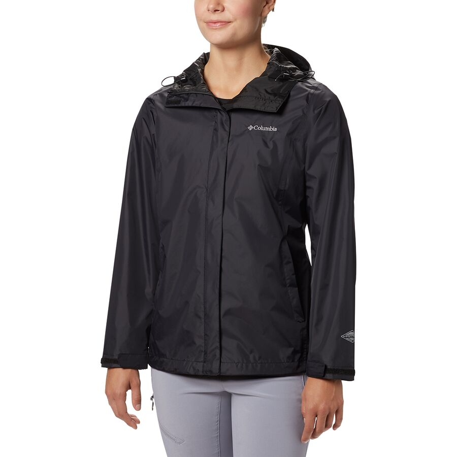Columbia Rain Jacket Womens