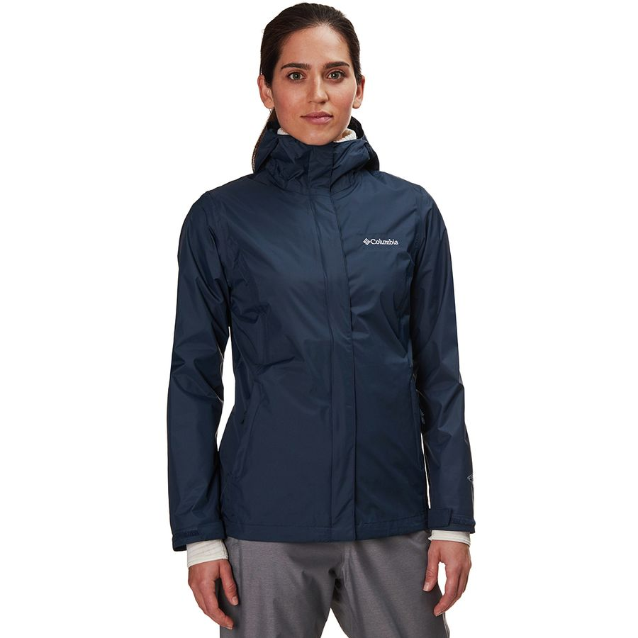 Columbia Arcadia II Rain Jacket - Womenu0026#39;s | Backcountry.com