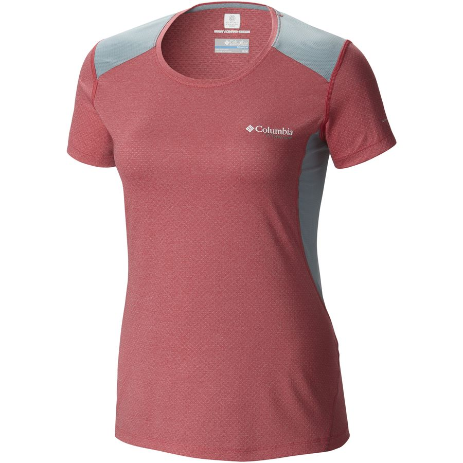 Columbia Titan Ice Shirt - Short-Sleeve - Womens