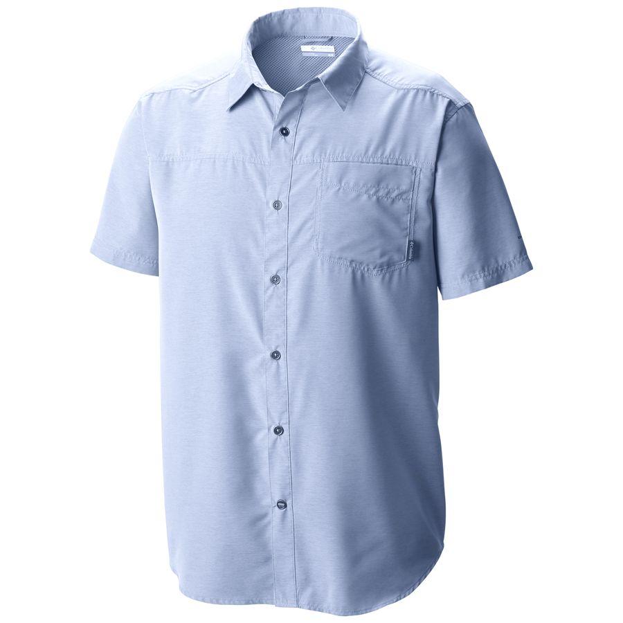 Columbia Pilsner Peak Shirt - Short-Sleeve - Mens