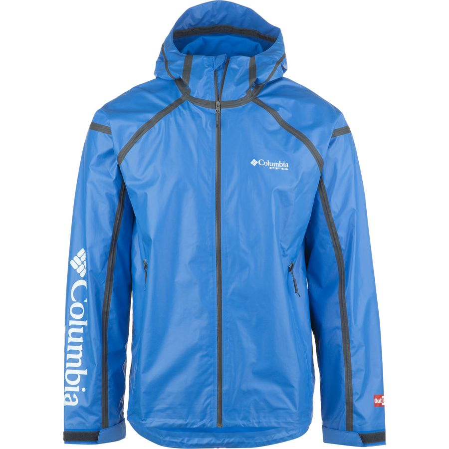 Columbia pfg outdry jacket men 39 s for Toddler columbia fishing shirt