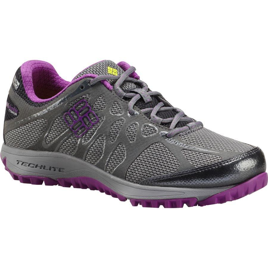 Columbia Conspiracy Titanium Outdry Hiking Shoe - Womens