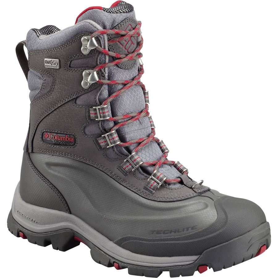 Columbia Bugaboot Plus III Titanium Omni-Heat Boot - Womens