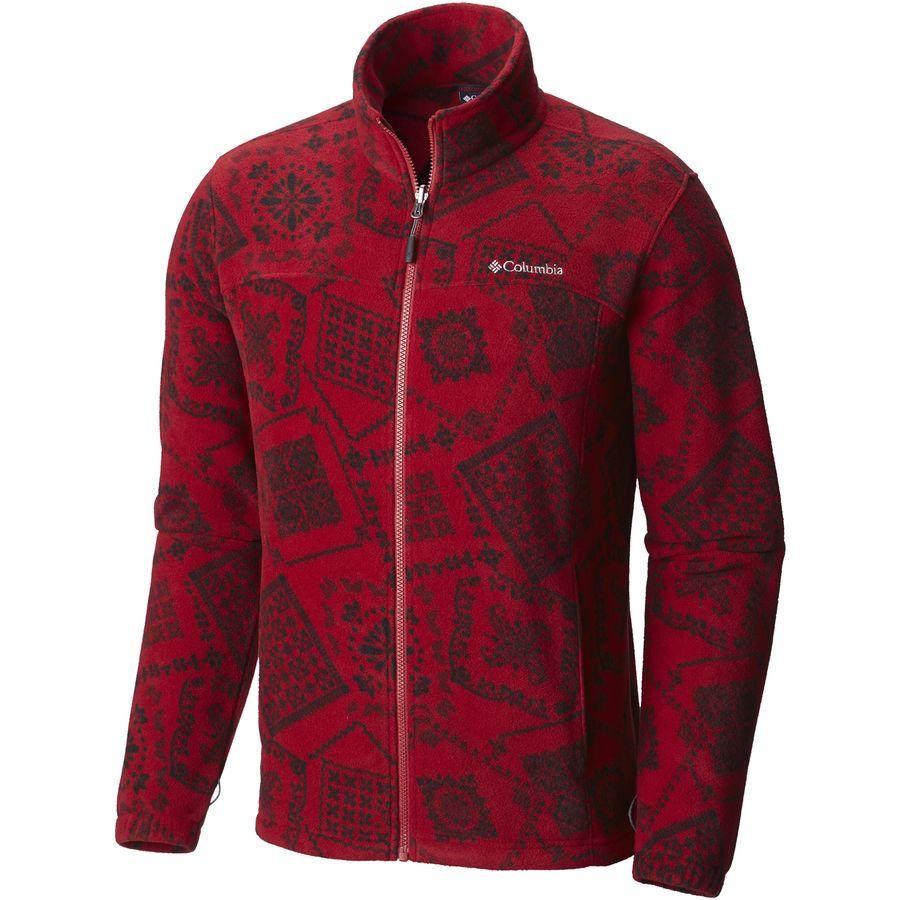 Columbia Buckeye Springs Fleece Jacket - Mens