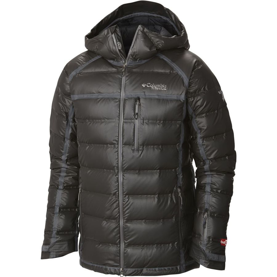 Columbia Outdry Ex Diamond Down Insulated Jacket - Men's ...