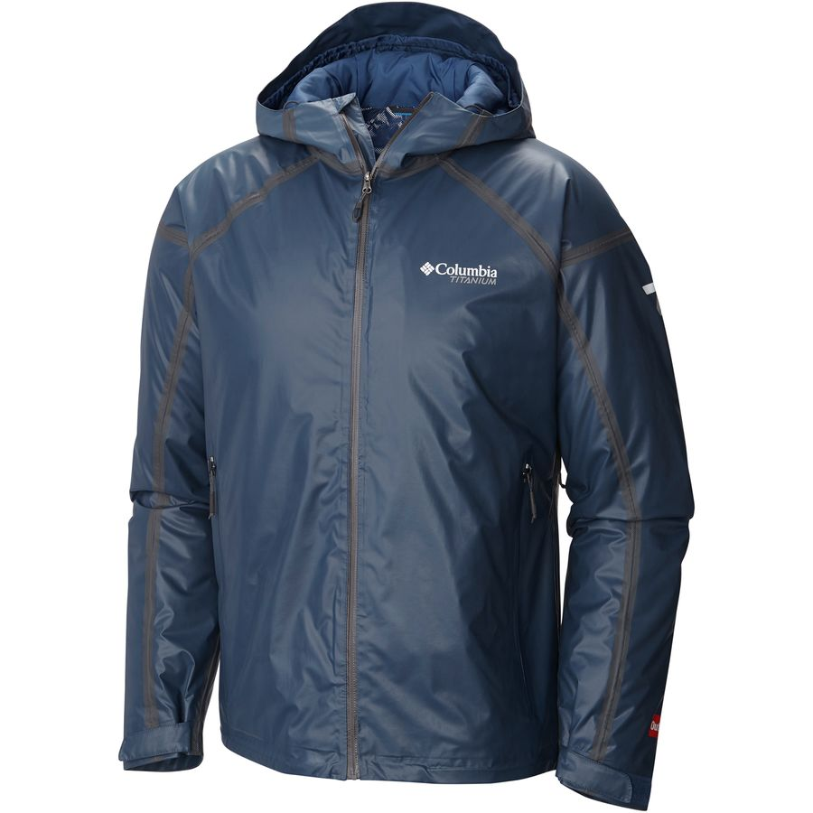I love this product. If you are looking for a good quality jacket to either wear in the rain or workout in, this is perfect. I searched forever for a rain jacket I could wear around campus, and similar Columbia and North Face jackets just weren't cutting it.