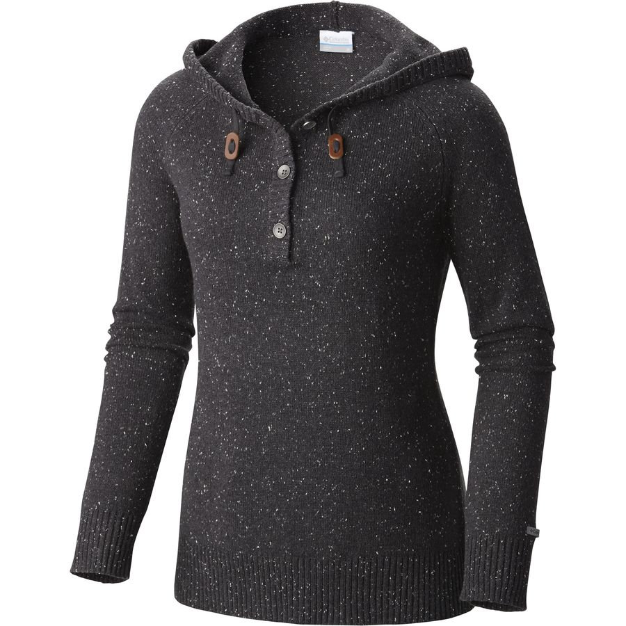 Columbia Ice Drifter Pullover Hooded Sweater - Womens