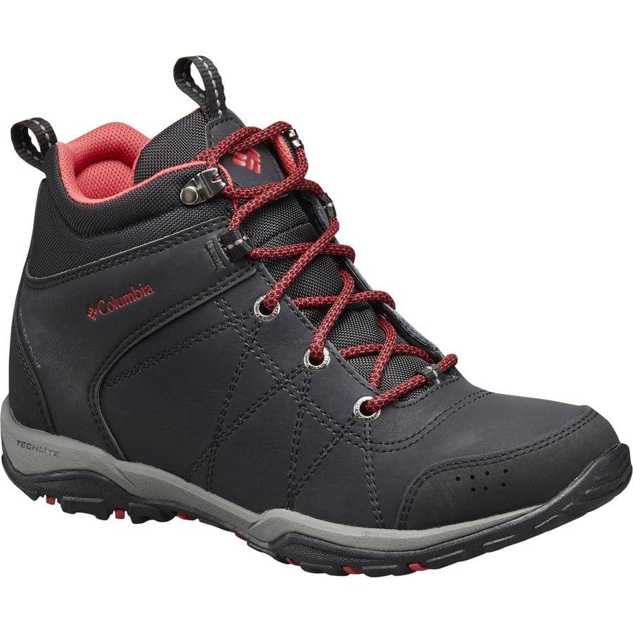 Columbia Fire Venture Mid Waterproof Hiking Boot - Womens