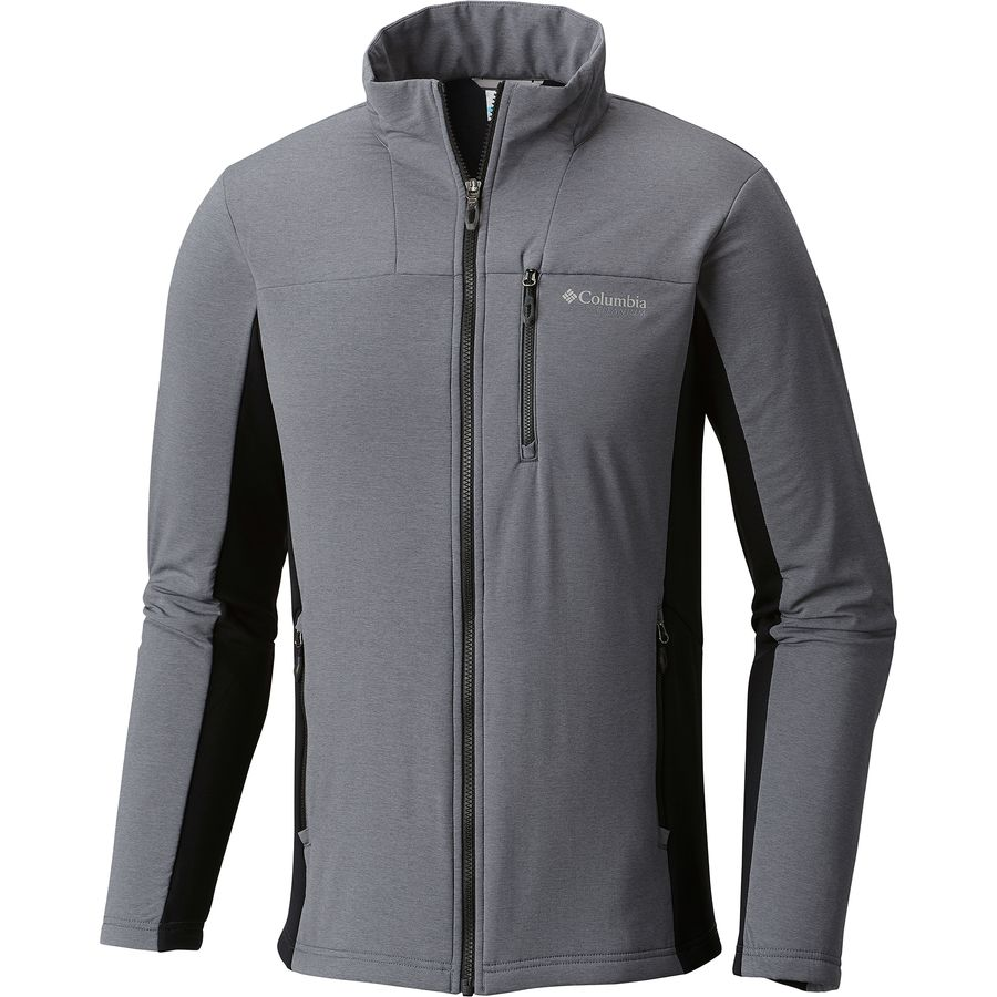 Columbia Titanium Ghost Mountain Full Zip Jacket Men S