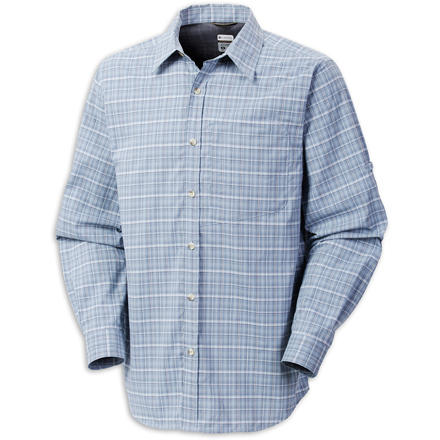 Columbia Rio De Plata Button Down Long Sleeve Shirt Men