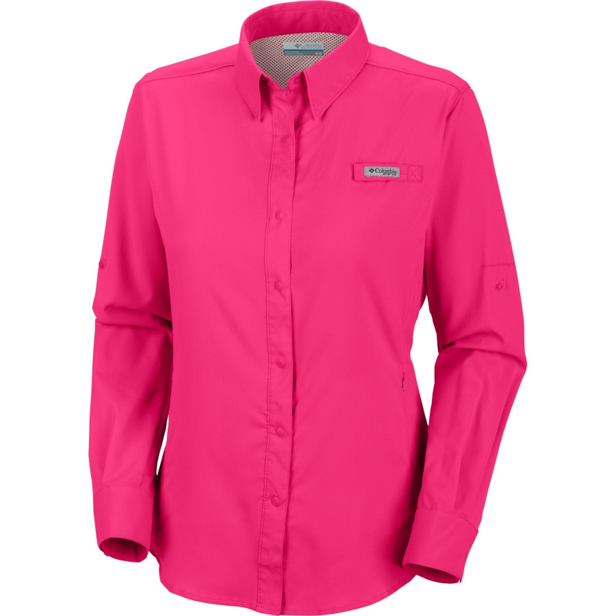 Columbia tamiami ii long sleeve shirt women 39 s for Baby fishing shirts columbia