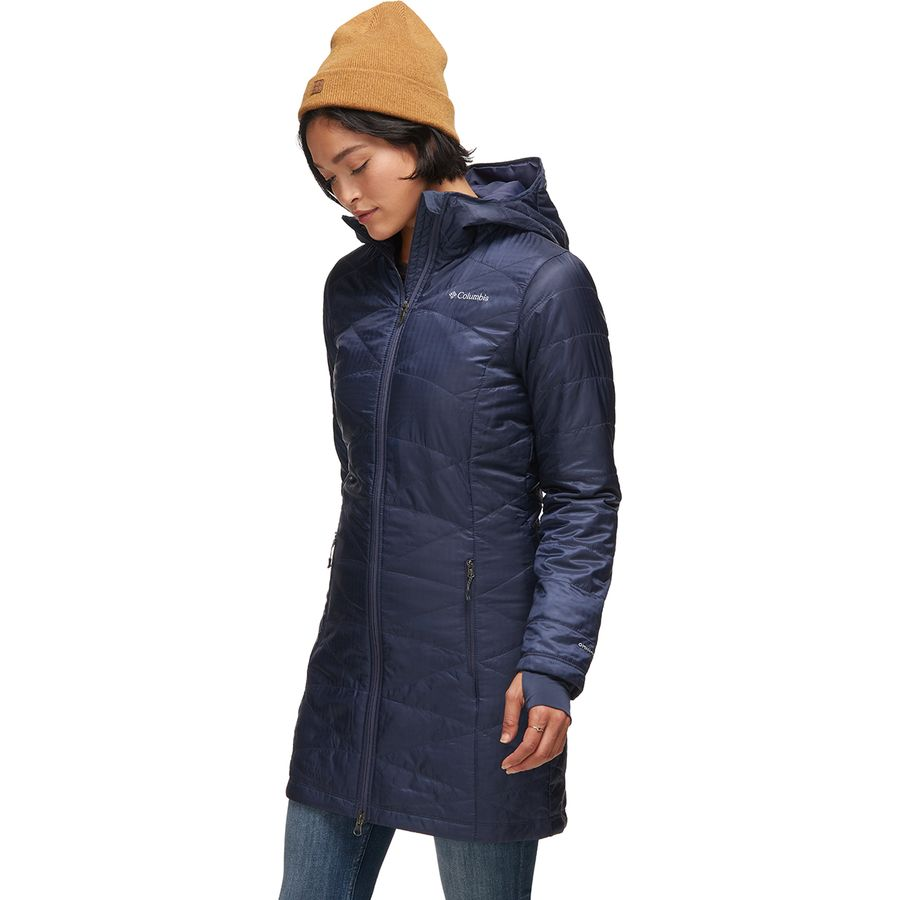 Hooded jackets women