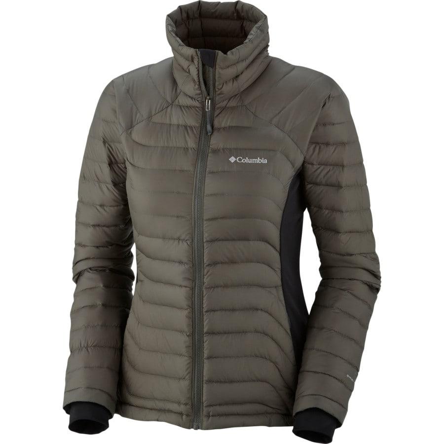 Columbia Powerfly Hybrid Down Jacket - Women's   Backcountry.com