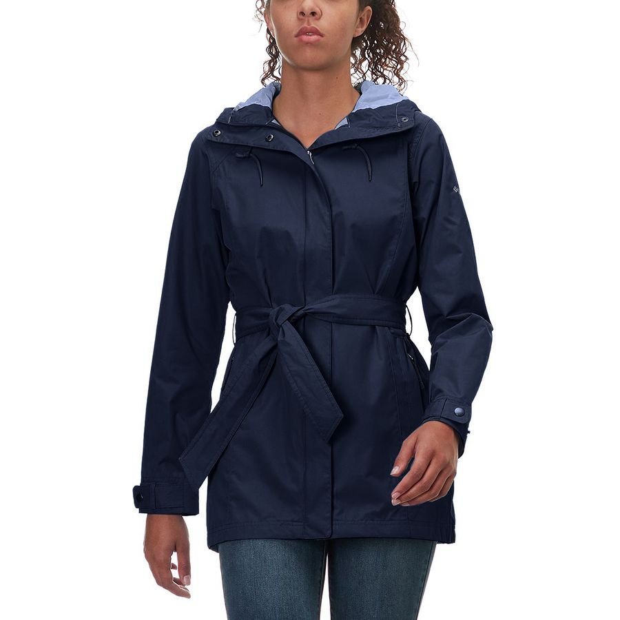 Columbia rain jacket for women