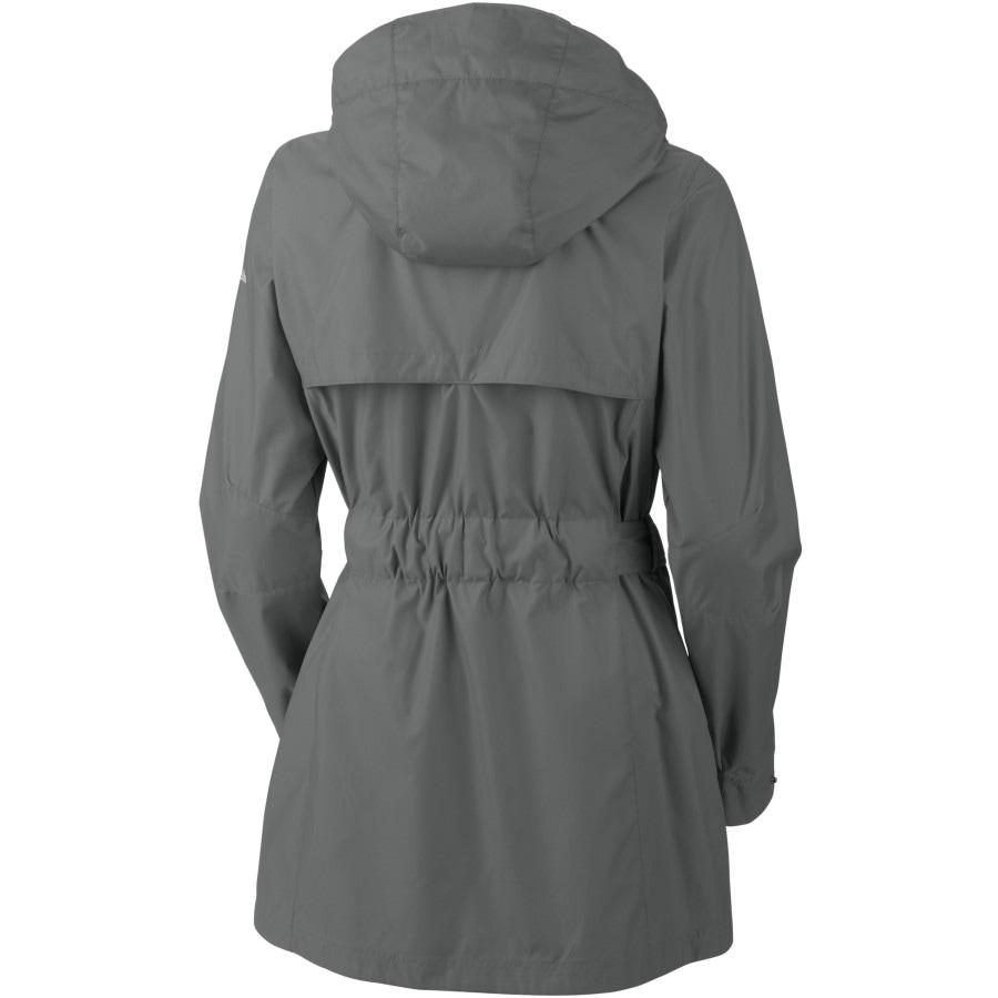 Columbia Rain Jacket Women S