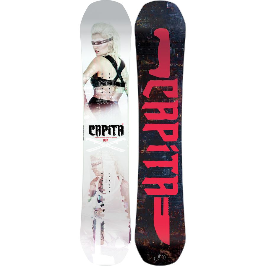 Capita Defenders of Awesome FK Snowboard