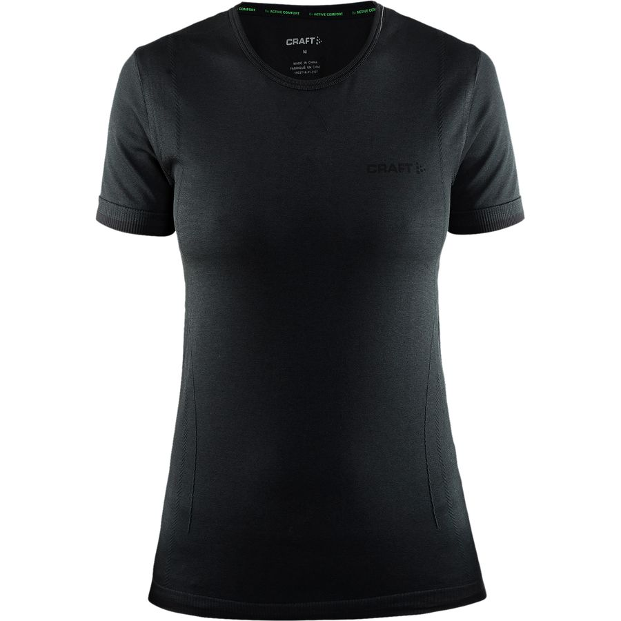 Craft Active Comfort RN Base Layer - Short Sleeve - Women's