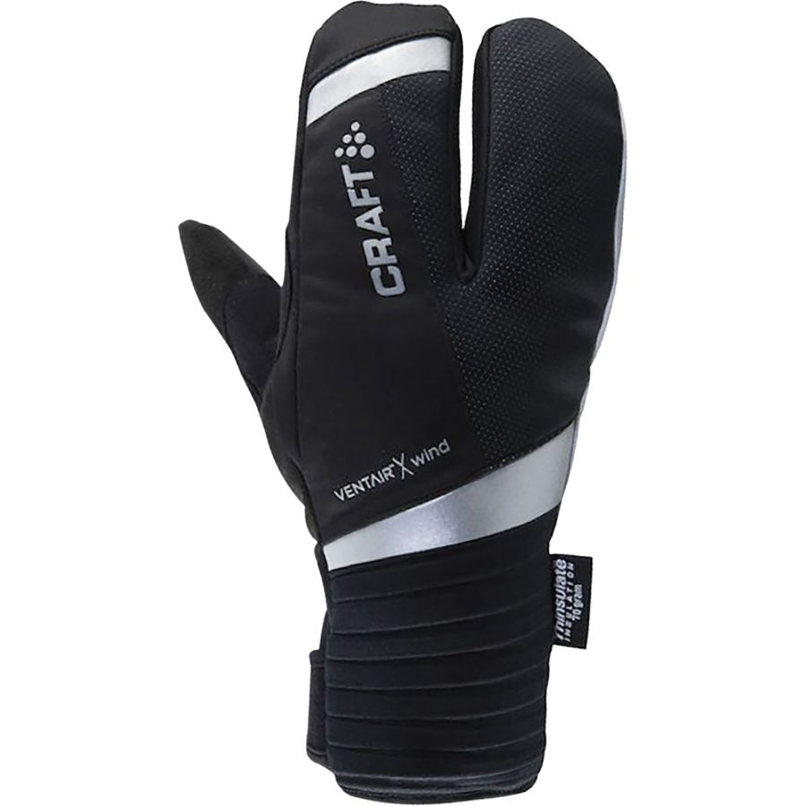 Craft Shield Split Finger Gloves