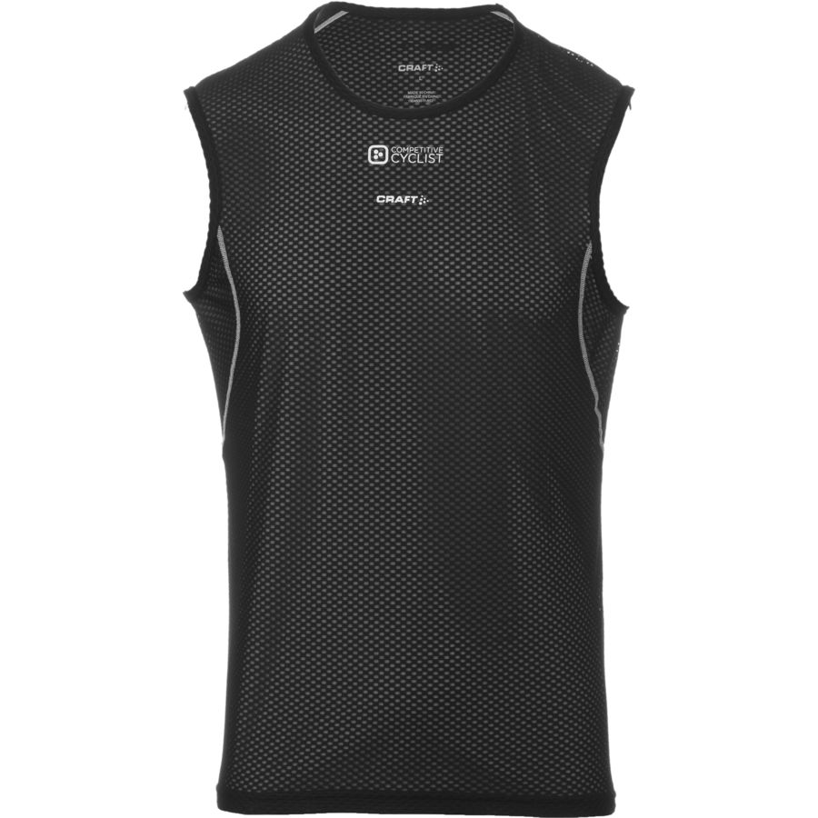 Craft Competitive Cyclist COOL Mesh Superlight Base Layer - Sleeveless - Men's