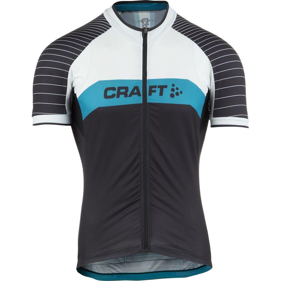 Craft Gran Fondo Jersey - Short Sleeve - Men's